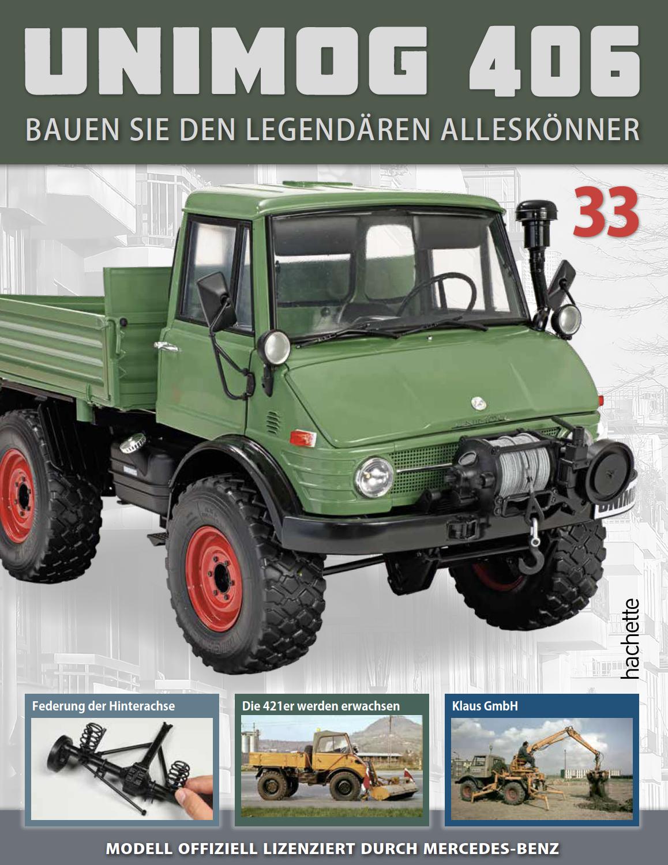 Unimog 406 – Ausgabe 033