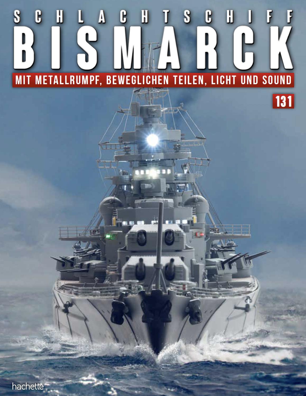 Schlachtschiff Bismarck – Ausgabe 131