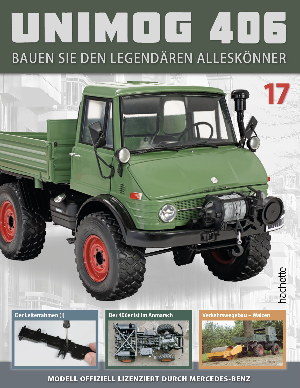 Unimog 406 – Ausgabe 017