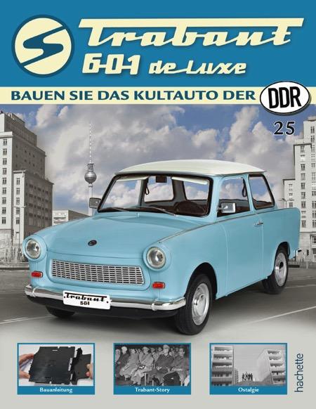 Trabant 601 de luxe – Ausgabe 025