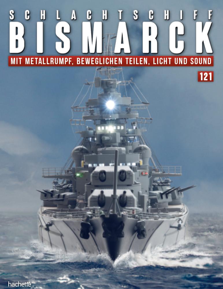 Schlachtschiff Bismarck – Ausgabe 121