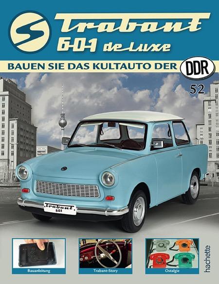 Trabant 601 de luxe – Ausgabe 052