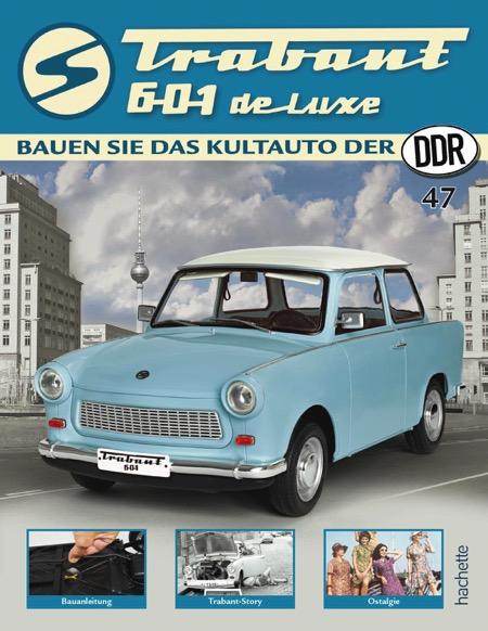 Trabant 601 de luxe – Ausgabe 047