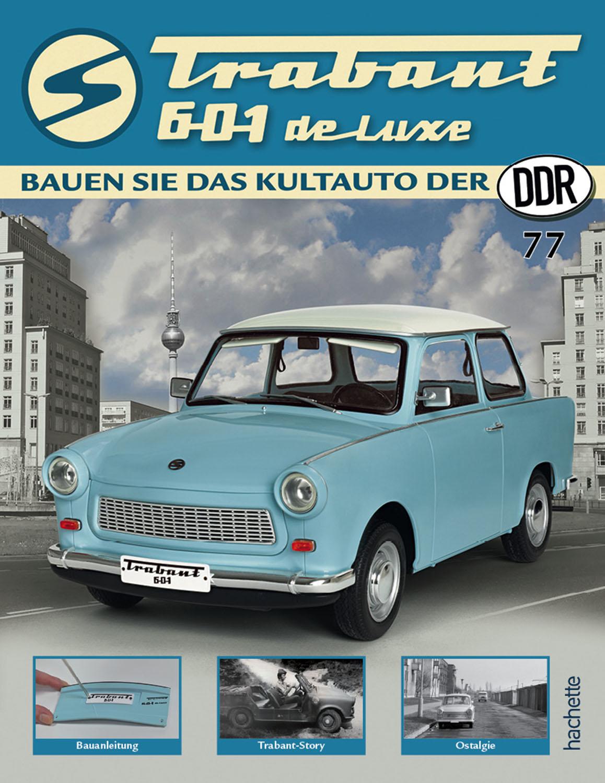 Trabant 601 de luxe – Ausgabe 077