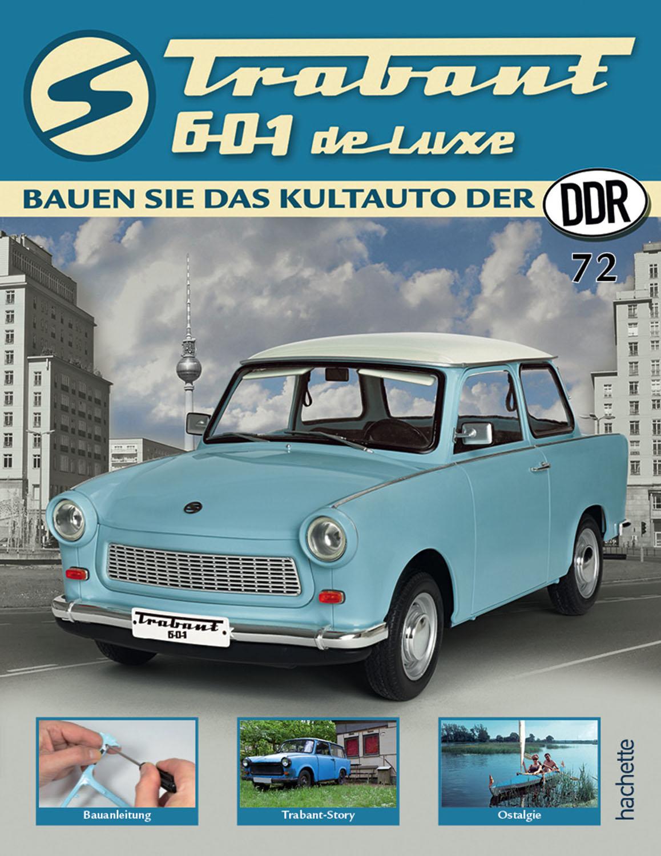 Trabant 601 de luxe – Ausgabe 072