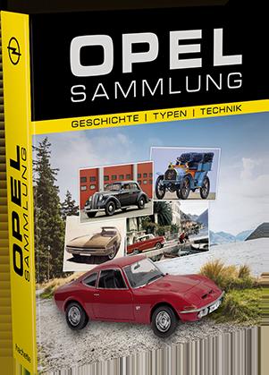 Opel-Sammlung – Sammelordner
