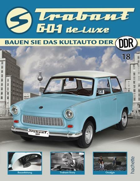 Trabant 601 de luxe – Ausgabe 018
