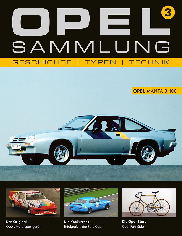 Opel-Sammlung – Ausgabe 03