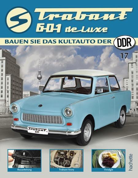 Trabant 601 de luxe – Ausgabe 017
