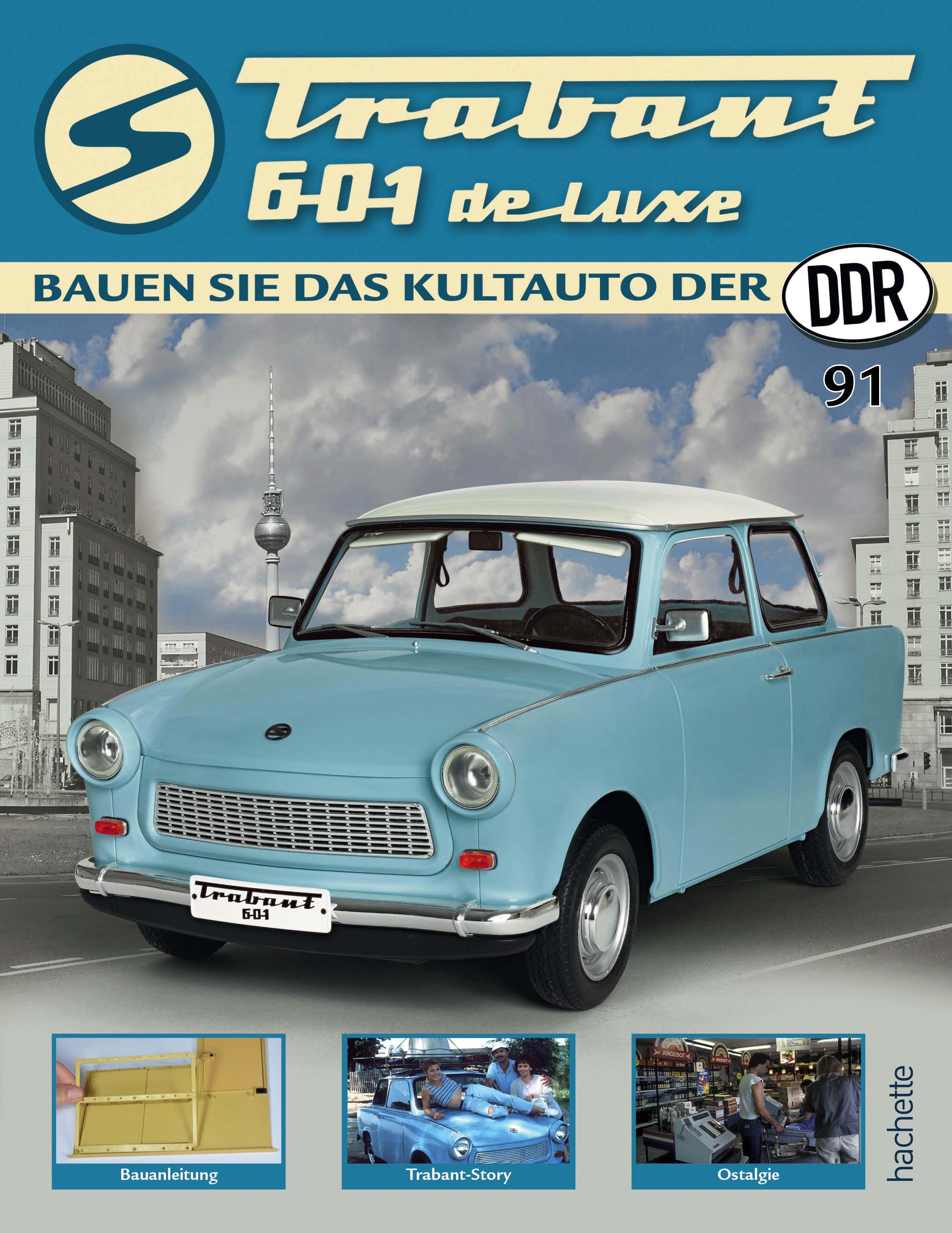 Trabant 601 de luxe – Ausgabe 091