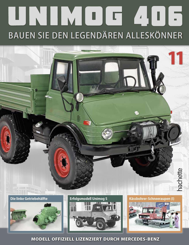 Unimog 406 – Ausgabe 011