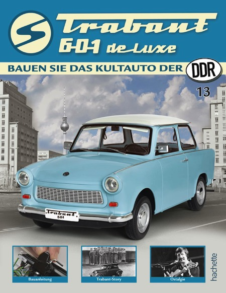 Trabant 601 de luxe – Ausgabe 013