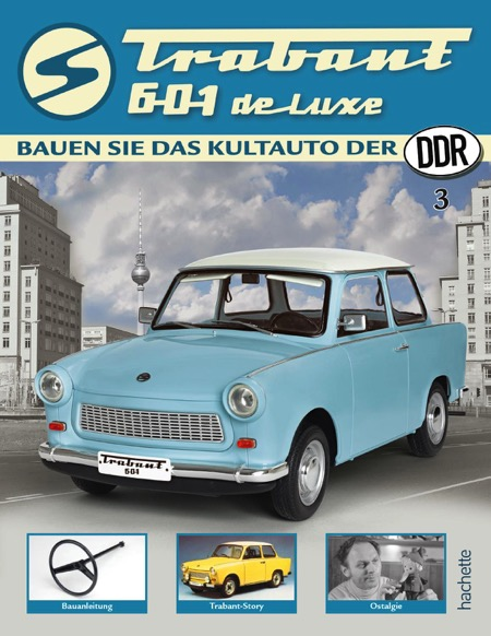 Trabant 601 de luxe – Ausgabe 003