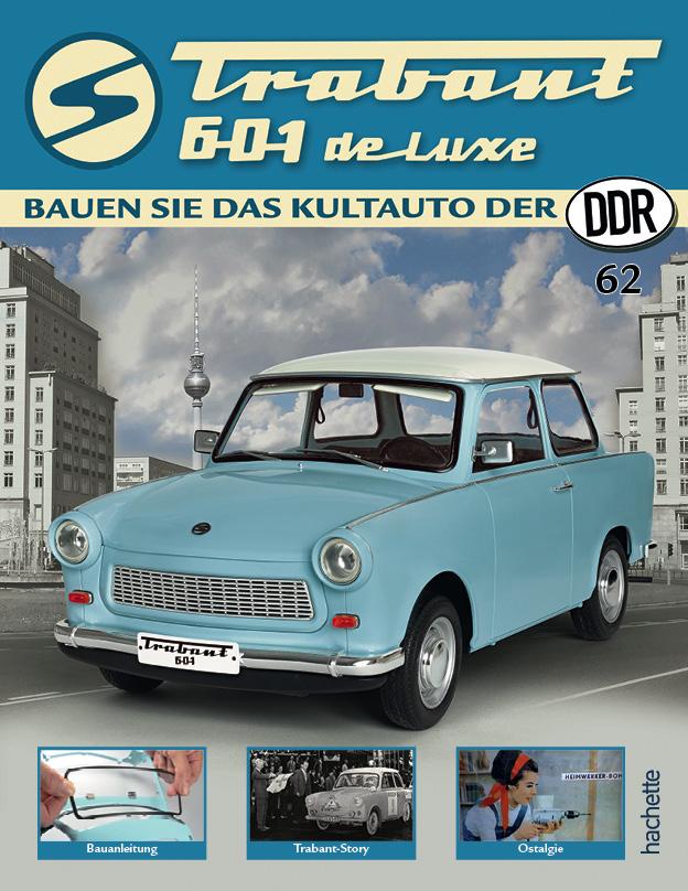 Trabant 601 de luxe – Ausgabe 062