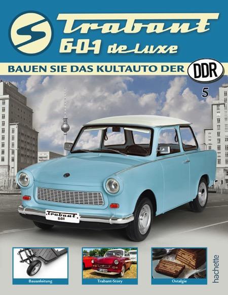 Trabant 601 de luxe – Ausgabe 005