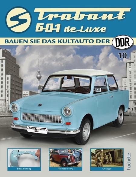 Trabant 601 de luxe – Ausgabe 010