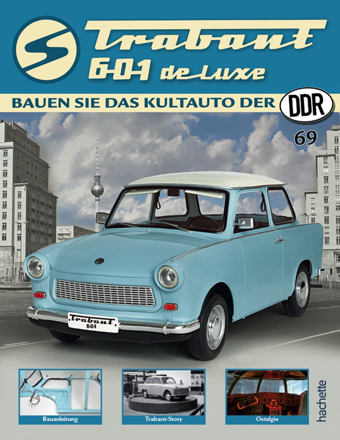 Trabant 601 de luxe – Ausgabe 069