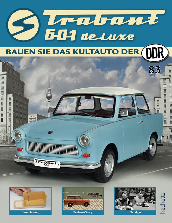 Trabant 601 de luxe – Ausgabe 083