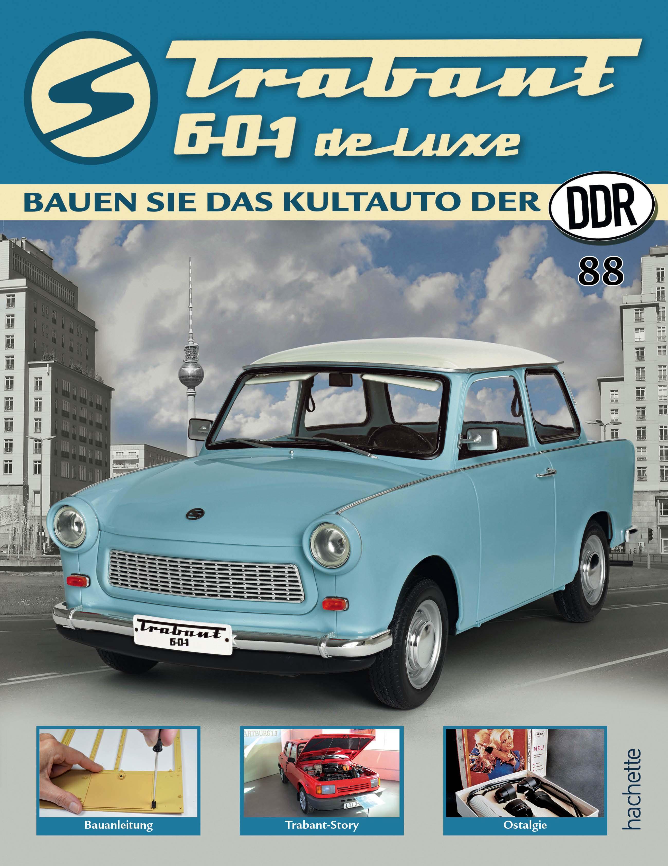 Trabant 601 de luxe – Ausgabe 088