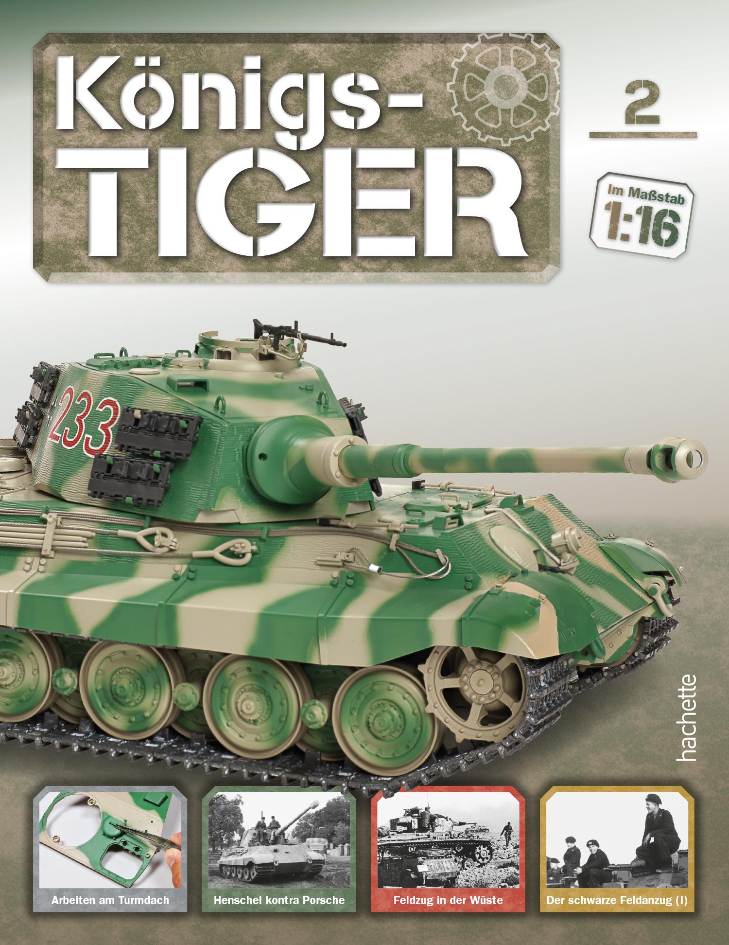 Königstiger – Ausgabe 002