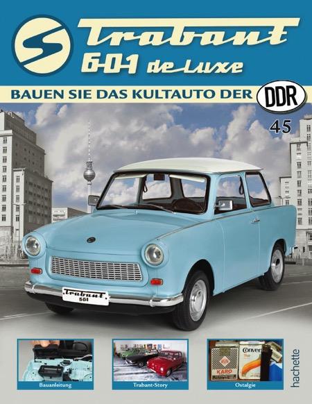 Trabant 601 de luxe – Ausgabe 045