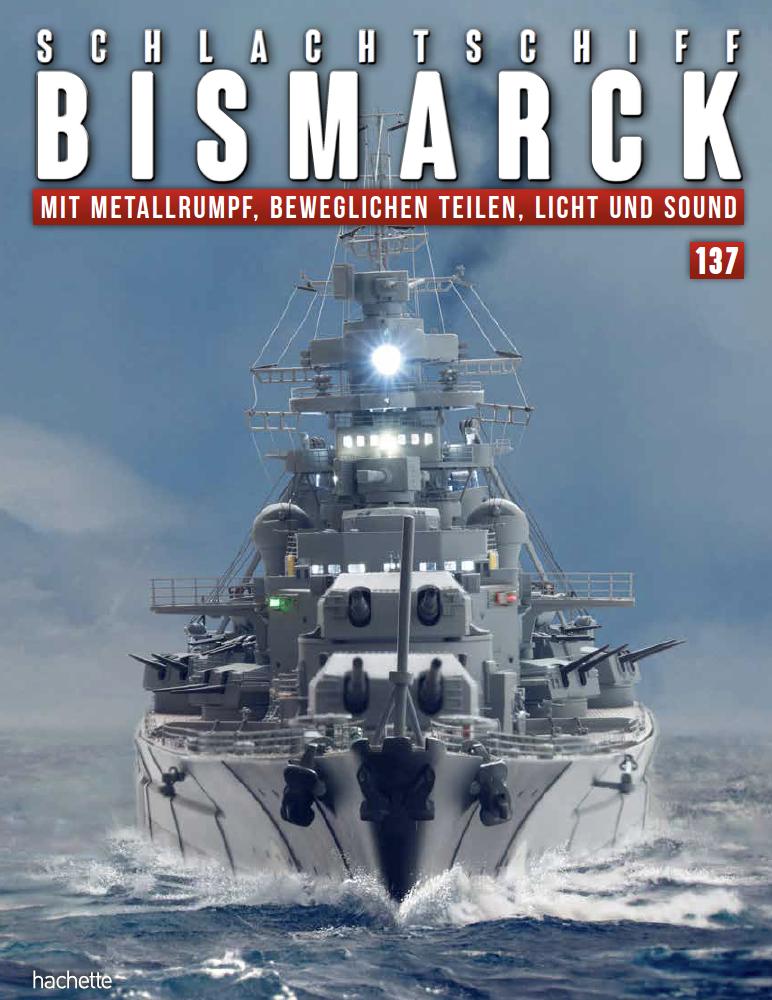 Schlachtschiff Bismarck – Ausgabe 137