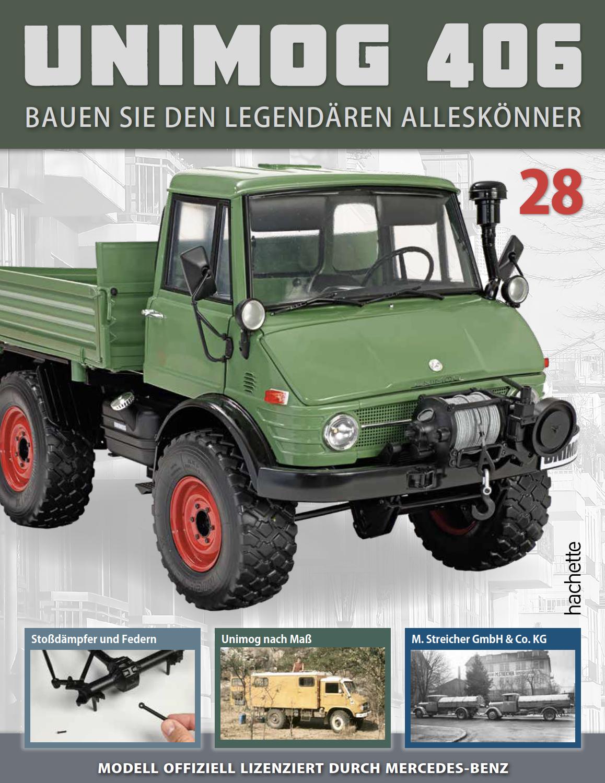 Unimog 406 – Ausgabe 028