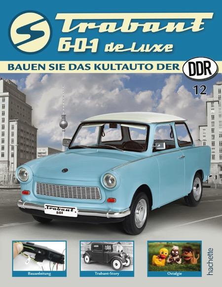 Trabant 601 de luxe – Ausgabe 012