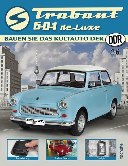 Trabant 601 de luxe – Ausgabe 026