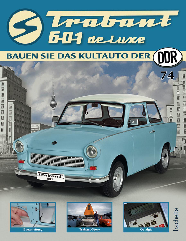 Trabant 601 de luxe – Ausgabe 074