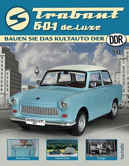 Trabant 601 de luxe – Ausgabe 050