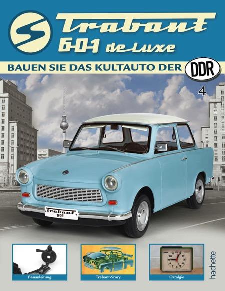 Trabant 601 de luxe – Ausgabe 004