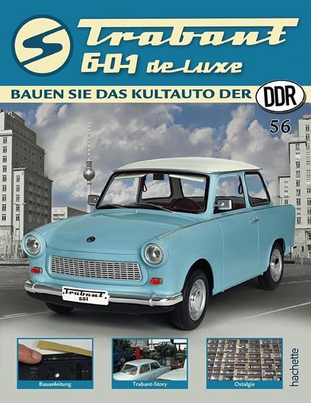 Trabant 601 de luxe – Ausgabe 056