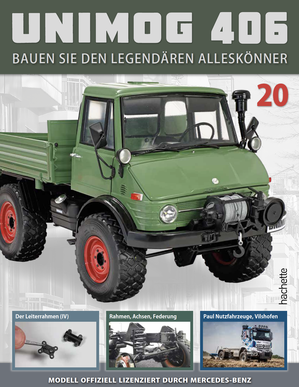Unimog 406 – Ausgabe 020