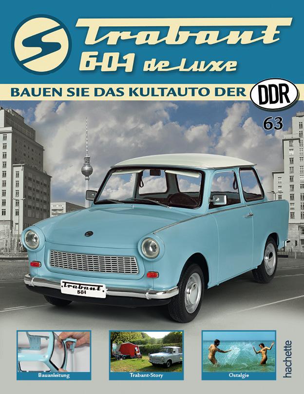 Trabant 601 de luxe – Ausgabe 063