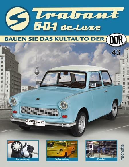 Trabant 601 de luxe – Ausgabe 043