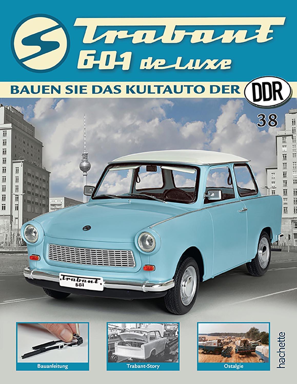 Trabant 601 de luxe – Ausgabe 038