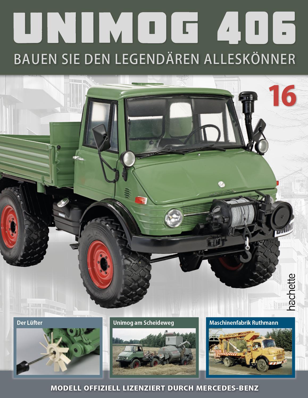 Unimog 406 – Ausgabe 016