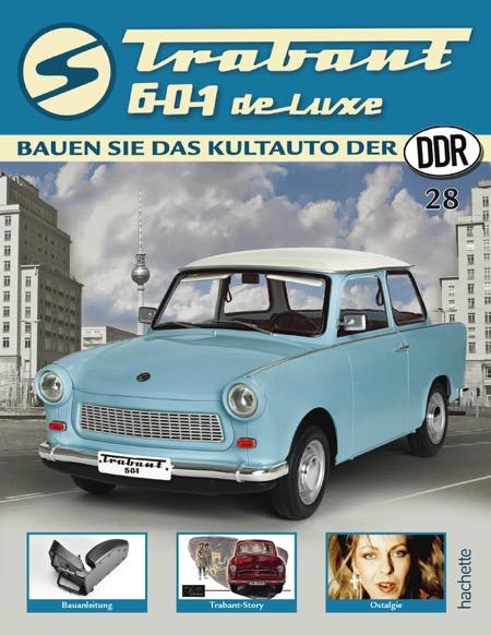 Trabant 601 de luxe – Ausgabe 028