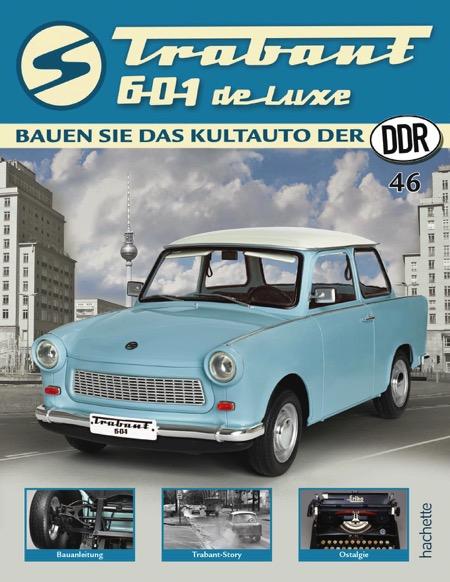 Trabant 601 de luxe – Ausgabe 046