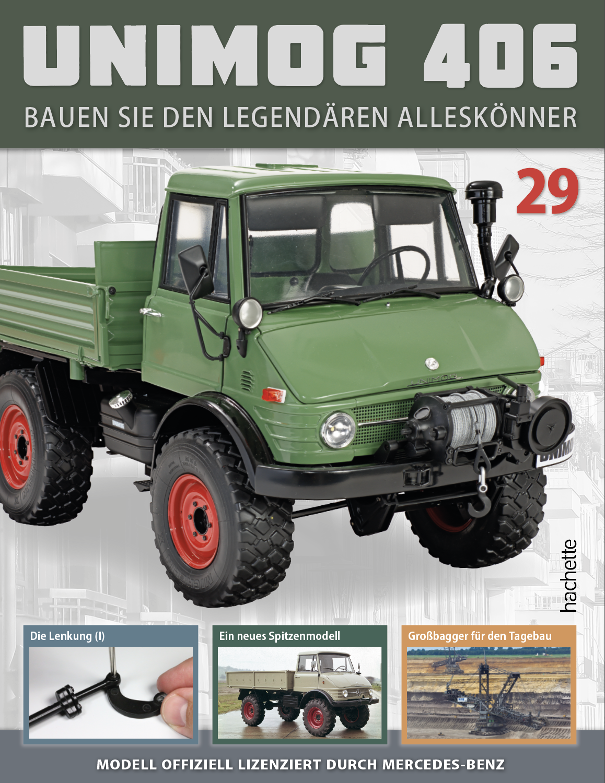 Unimog 406 – Ausgabe 029