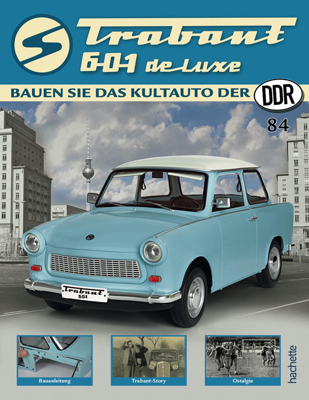 Trabant 601 de luxe – Ausgabe 084