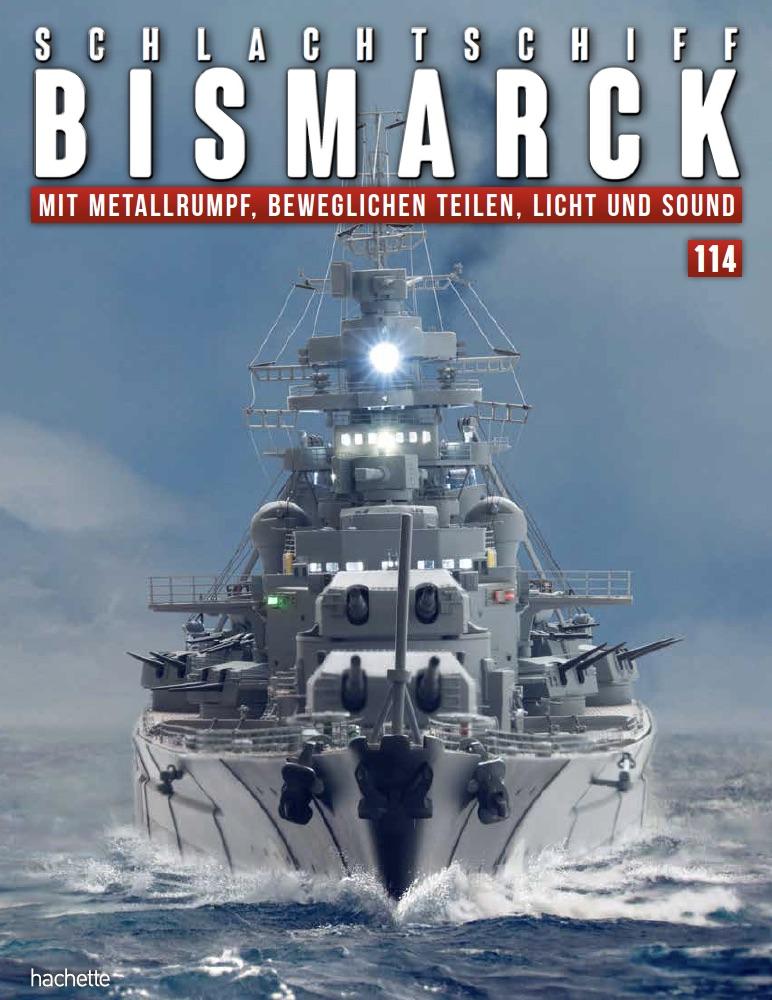 Schlachtschiff Bismarck – Ausgabe 114
