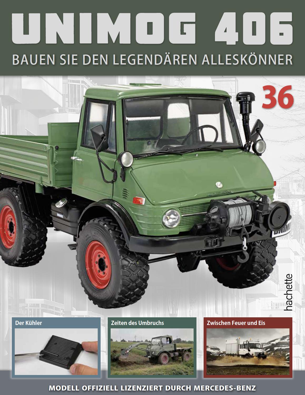 Unimog 406 – Ausgabe 036
