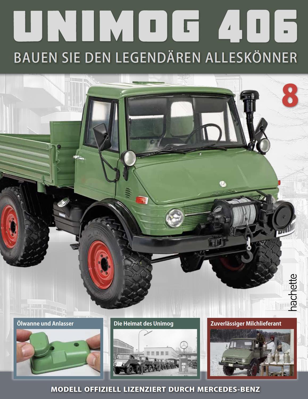 Unimog 406 – Ausgabe 008