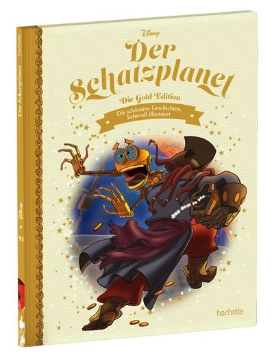 Disney Die Gold-Edition – Ausgabe 093