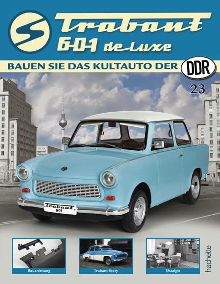 Trabant 601 de luxe – Ausgabe 023