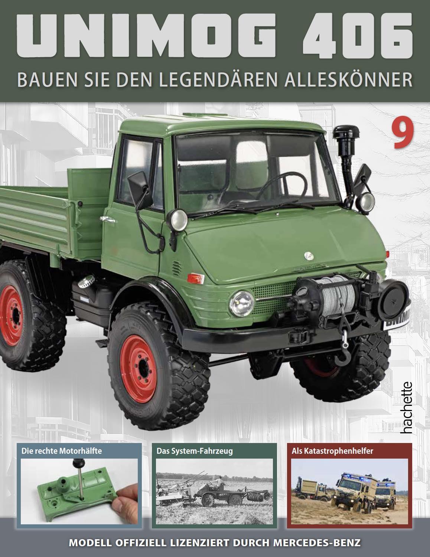 Unimog 406 – Ausgabe 009