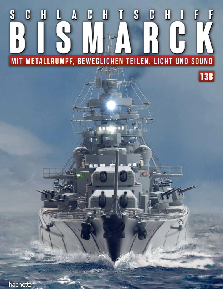 Schlachtschiff Bismarck – Ausgabe 138