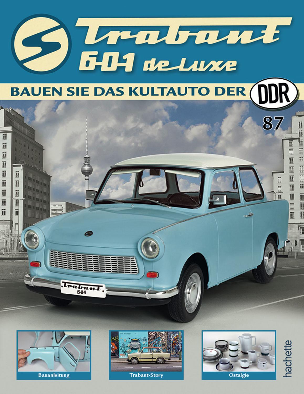 Trabant 601 de luxe – Ausgabe 087